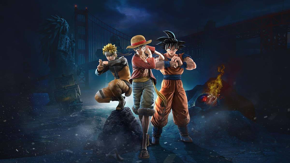 jump force android download